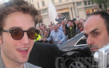 """Water for Elephants"" Barcelona premiere! Gallery!"