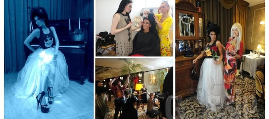 Eksklusiiv! Soome televisioon käis Ohmygossip Couture'i moe-eri pildistamist filmimas!