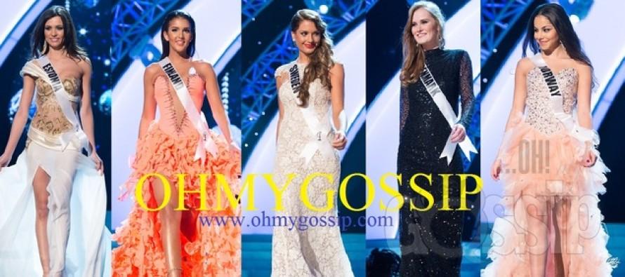 Miss Universe 2012: 89 kaunitari võrratutes õhtukleitides! Kuus suurt galeriid!