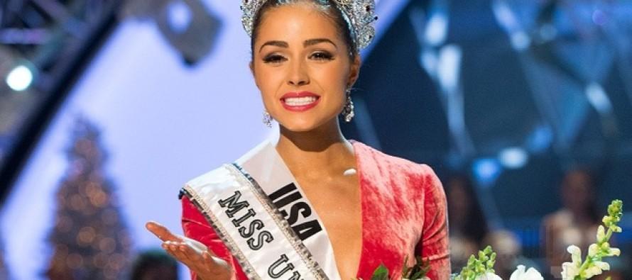 Miss Universe 2012 on Olivia Culpo USA'st. Palju õnne!