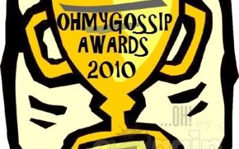 "Ohmygossip Awards: ""Populaarseim persoon 2010"""