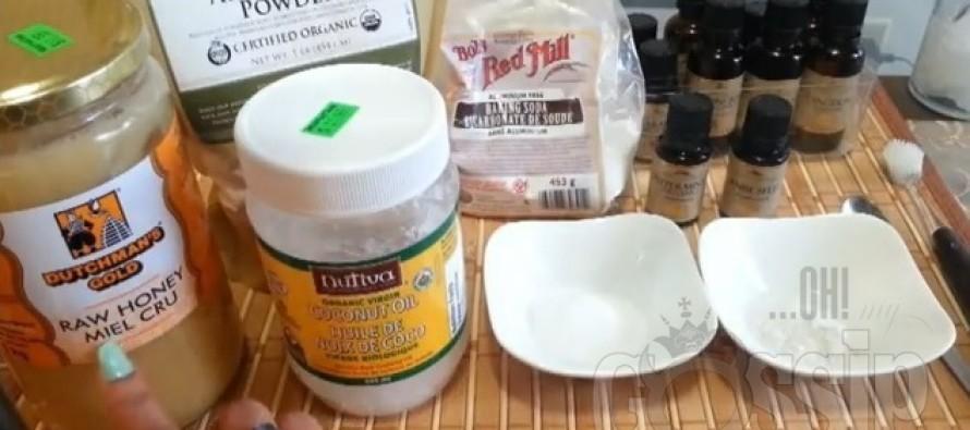 Retsept: Valmista 100% looduslik hambapasta