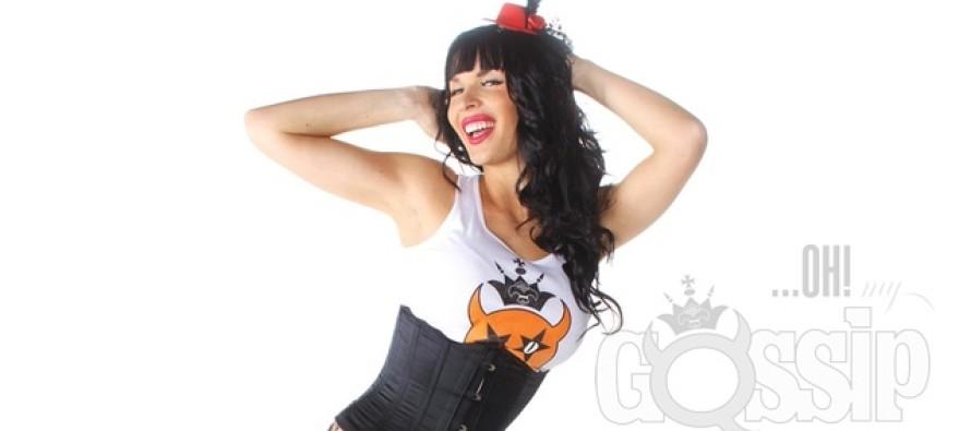 """Sini Tarkkinen valis London Tattoo Convention raames """"Miss Pinup UK 2013"""" kaunimat pinup-missi"""