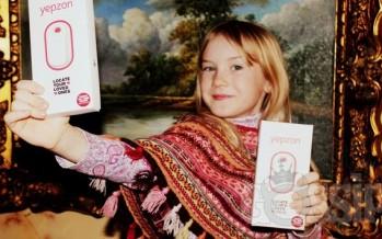 """Helena-Reet: Estella Elisheva Soome ettevõtte """"Yepzon"""" reklaamikampaanias"""