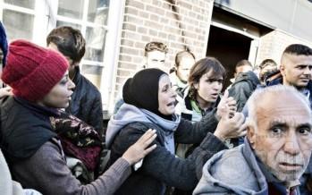 Pagulaskriis Euroopas: Taani peatas määramata ajaks rongiühenduse Saksamaaga