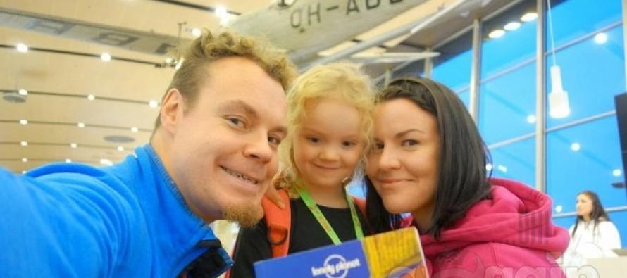 Soome perekond oli aasta aega ümbermaailmareisil ja maksis kokku 53 181 eurot