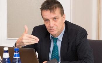 Eesti Panga president Ardo Hansson vastas arupärimisele majanduse olukorra ja eelarvedefitsiidi kohta