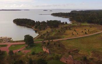 Bomarsundi kindlus Ahvenamaal + VIDEOD!