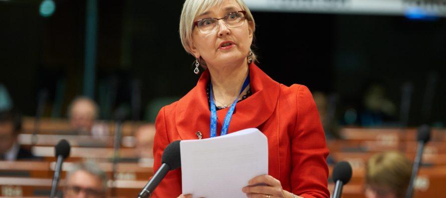 Riigikogu arutab Marianne Mikko eestvedamisel valminud triibuliste valimisnimekirjade seadustamist