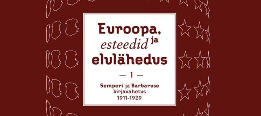 Erakirjavahetusest masinanalüüsitavaks tekstikorpuseks ehk Johannes Semperi ja Johannes Vares-Barbaruse kirjad kui andmestik uuteks uuringuteks