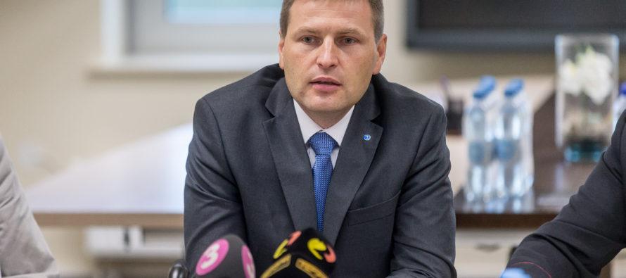 Eesti Reformierakond valis uueks juhiks Hanno Pevkuri + Pevkuri sõnum erakonnakaaslastele