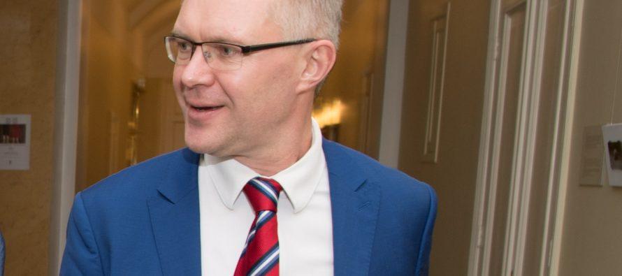Hannes Hanso: kaks protsenti ei saa olla kaitsekulutuste lagi, vaid pigem alguspunkt