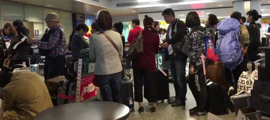 Soome on teinud Hiinas kõva müügitööd ning suur osa Aasia turiste jõuab seetõttu ka Tallinna