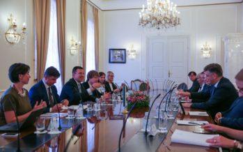 Ratas: Eesti ja Horvaatia on pühendunud e-Tervise arendamisele Euroopas