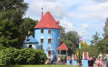 Soomes Naantalis asuv Muumimaa on avatud 26. augustini