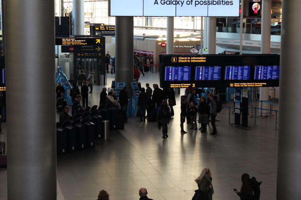 Taani Kopenhaageni lennujaam