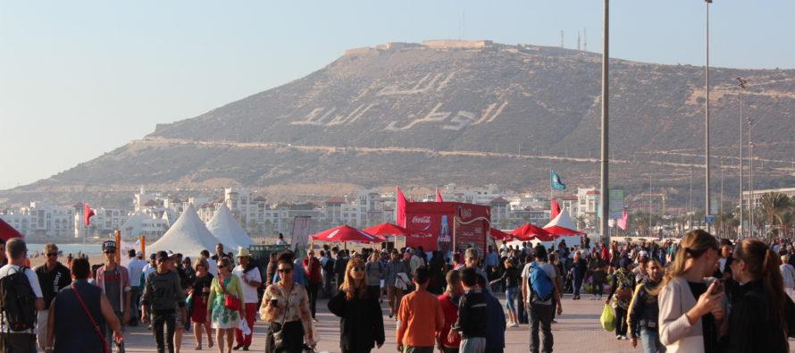 Maroko reis: Agadiri Kasbah´i linnavaremed, rannapromenaad ja Pure Passion restoran + REISIFOTOD!