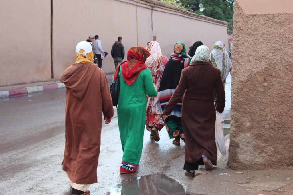 Taroudant city, Morocco