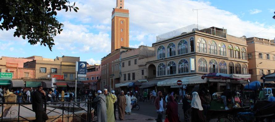 Maroko reis: Taroudant´i linn ja Palais Salam restoran linnamüüris + REISIFOTOD!