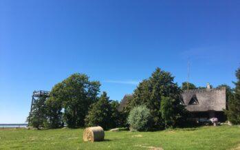 Reisi Eestis: Haeska linnuvaatlustorn + FOTOD!