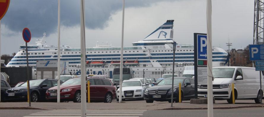 Helsingi sadam tõusis Euroopa suurimaks reisisadamaks