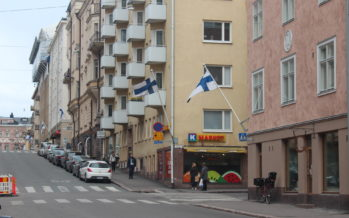USA väljaanne New York Post: Soome valmistub kolmandaks maailmasõjaks, Helsingi maa-all on teine Helsingi