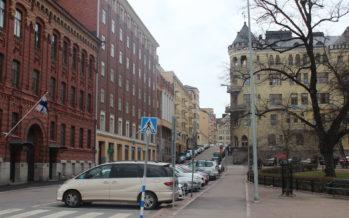Soomes sõidab jätkuvalt palju välismaalt, näiteks Eestist varastatud autosid