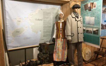 Eesti: Rannarootsi muuseum Haapsalus (Eestirootslaste muuseum Eestis) + FOTOD!