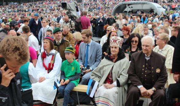 Aasta kultuurisündmus Eestis, Tallinnas: XII noorte laulu- ja tantsupidu 2017 + FOTOD!