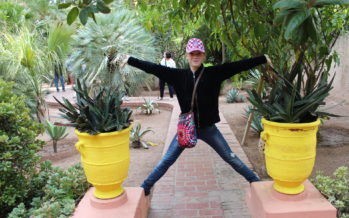 Marrakech, Maroko: Kuulus Majorelle aed ja Yves Saint Laurent + REISIFOTOD!