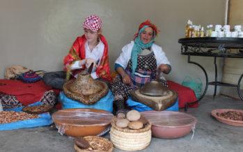 """Helena-Reet: Maroko haruldus – Argaaniõli! Külastus """"Khmissa Argan"""" esinduspoodi Essaouira´s + FOTOD!"""