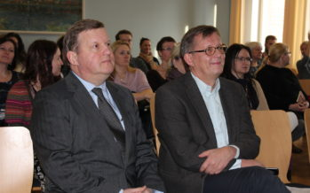 GALERII: Põhjamaade Ministrite Nõukogu (PMN) infopäev Võrus