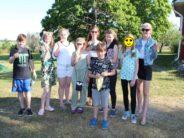 Helena-Reet: Meie väike aiapidu, lõimumine ning 12 kasti jäätist Balbiino Jätsiabilt
