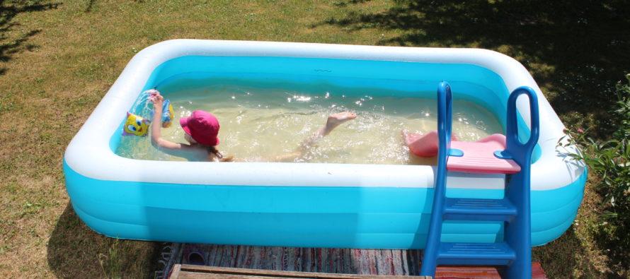 Helena-Reet: Meie laste suvi – Mängumaja, bassein ja isevalmistatud söögid + FOTOD!