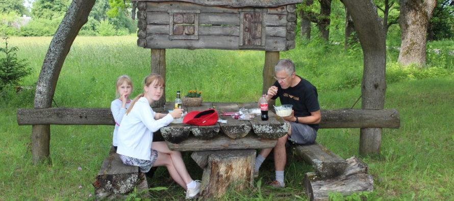 Helena-Reet Ennet läheb Lõuna-Eestisse – VAATA, mida kõike on võimalik 23h jooksul teha! FOTOD!