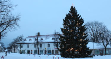 PILDIKESI Saaremaalt! Kuressaare (vanalinn, raekoda, turuplats, lossipark, piiskoplinnus,…) – 24.dets 2018