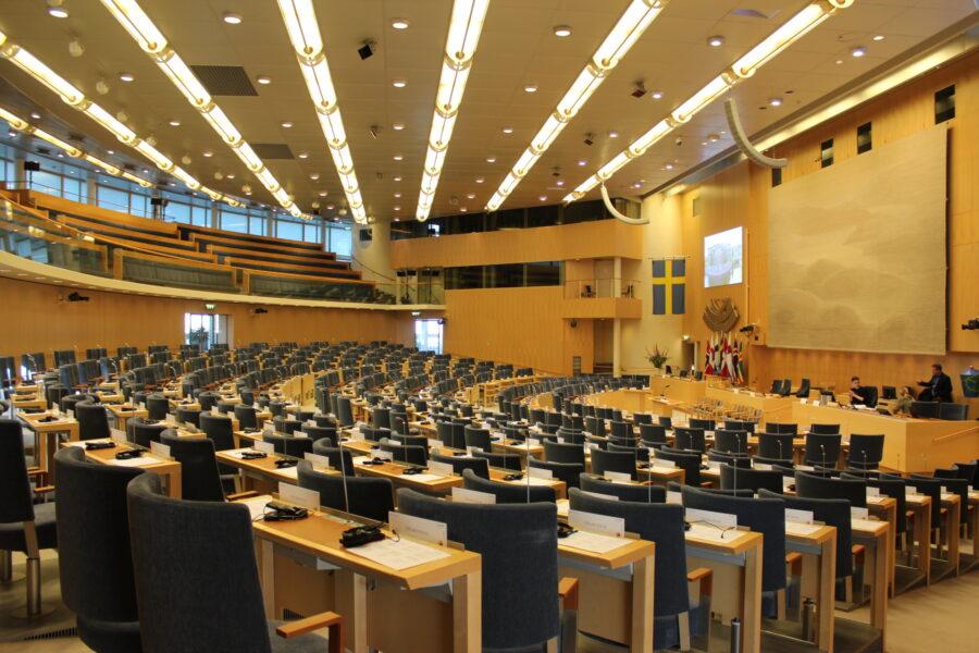 Rootsi riigikogu