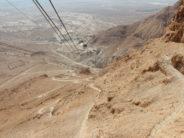 Iisraeli reisiblogi: Masada – juutide Rooma võimule vastuhakkamise üks kuulsamaid sümboleid