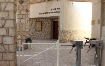 Helena-Reet: Iisraeli reisiblogi – Kumran´i koopad (Qumran) ja Surnumeri + REISIFOTOD!