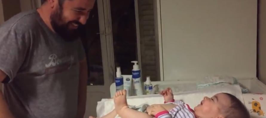 4 NÕUANNET, kuidas mähkmevahetus meeldivamalt kulgeks + lõbus VIDEO isast ja beebist!