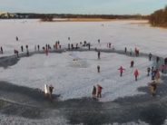 Vaata, kui lõbus on Soomes asuva maailma suurima jääkarusselli peal + VIDEO!
