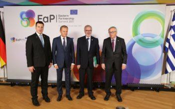 Ratas: võtsime idapartnerluse tippkohtumisel vastu 20 praktilist eesmärki aastaks 2020
