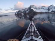 Norrakas Thomasz Furmanek on kodumaal kanumaatkal ja see vaade, mis kaamerast avaneb on hingematvalt kaunis + VIDEO!