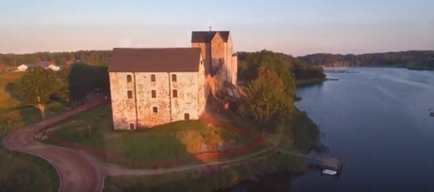 Kastelholmi loss Ahvenamaal + VIDEOD!