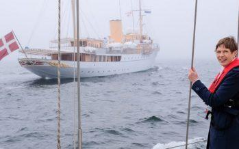 Kersti Kaljulaid kohtus Taani kuninganna Margrethe II-ga: Eesti ja Taani inimesed on tihedalt seotud igal elualal
