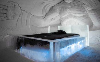 """Lapimaal avati Troonide mängu teemaline jäähotell """"Snow Village"""" + FOTOD!"""