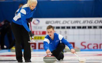 Eesti curlingupaar on hooaja lõppedes maailma edetabelis kõrgel 11. kohal