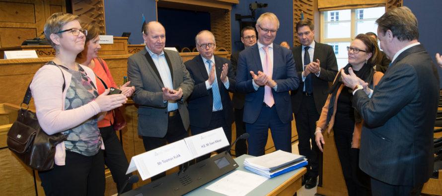Hannes Hanso: Eesti on Soome jaoks üks neljast tähtsaimast kaitsekoostöö partnerist