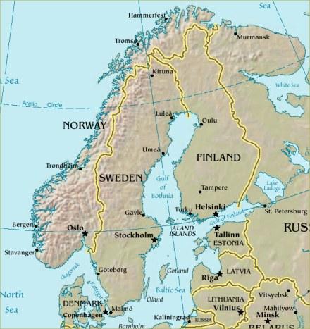 Skandinaavia poolsaar