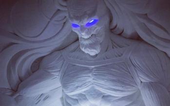 Lapimaa lumehotell Snow Village´i skulptuure imetletakse üle kogu maailma. Teemaks Game of Thrones! FOTOD ja VIDEO!